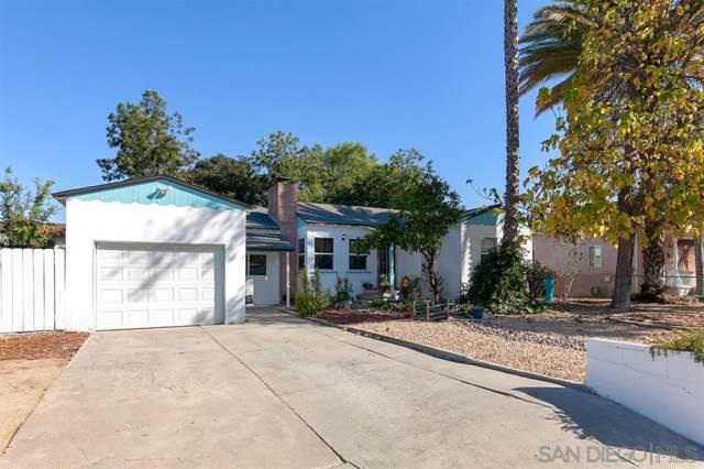 475 Orlando St, El Cajon, CA 92021 (#190060200) :: Pugh | Tomasi & Associates
