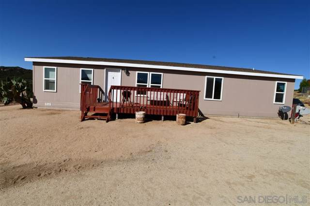2277 Sunrise Ranch Ln, Campo, CA 91906 (#190060214) :: Neuman & Neuman Real Estate Inc.