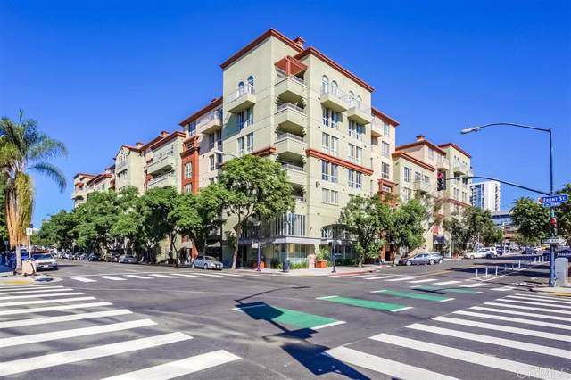 1501 Front Street #114, San Diego, CA 92101 (#190060250) :: The Yarbrough Group