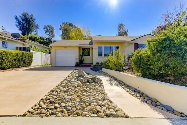 8455 Nentra St, La Mesa, CA 91942 (#190060277) :: Whissel Realty