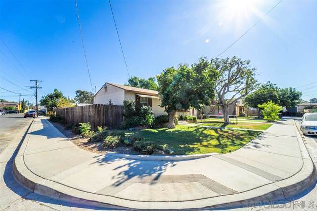 903 M Ave, National City, CA 91950 (#190060282) :: Whissel Realty