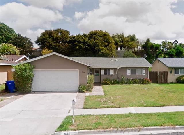 642 Ann St, Oceanside, CA 92057 (#190060291) :: Neuman & Neuman Real Estate Inc.