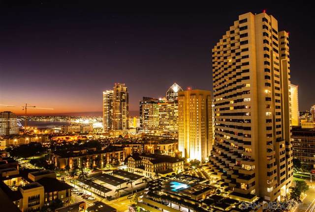 645 Front St #1910, San Diego, CA 92101 (#190060312) :: Whissel Realty