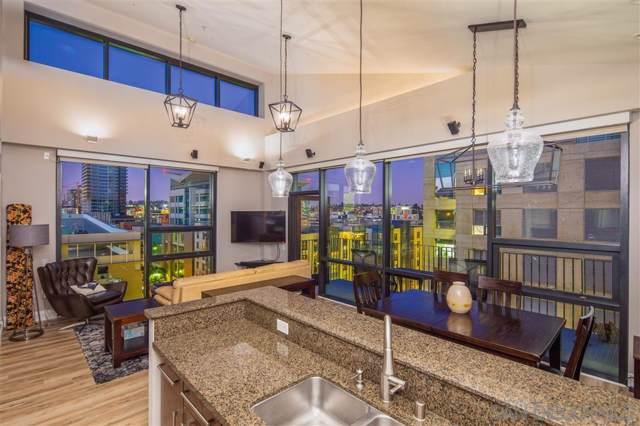 350 11th Ave #1131, San Diego, CA 92101 (#190060396) :: Neuman & Neuman Real Estate Inc.