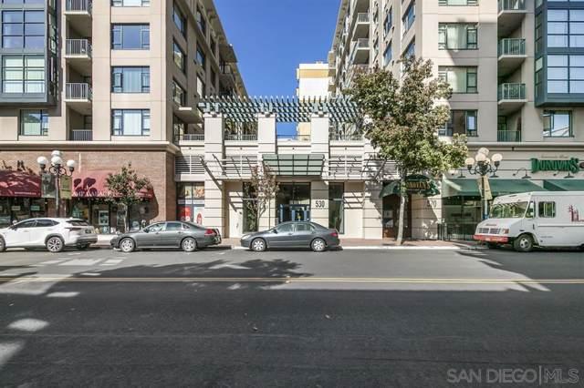 530 K St #408, San Diego, CA 92101 (#190060397) :: Neuman & Neuman Real Estate Inc.