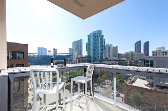 427 9th Ave #503, San Diego, CA 92101 (#190060441) :: Neuman & Neuman Real Estate Inc.