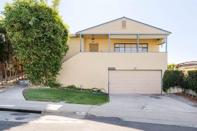 5809 Trojan Ave, San Diego, CA 92115 (#190060446) :: Neuman & Neuman Real Estate Inc.