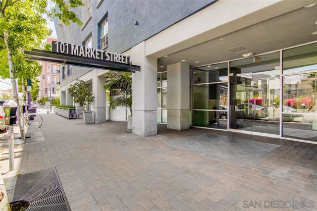 101 Market #312, San Diego, CA 92101 (#190060450) :: Ascent Real Estate, Inc.