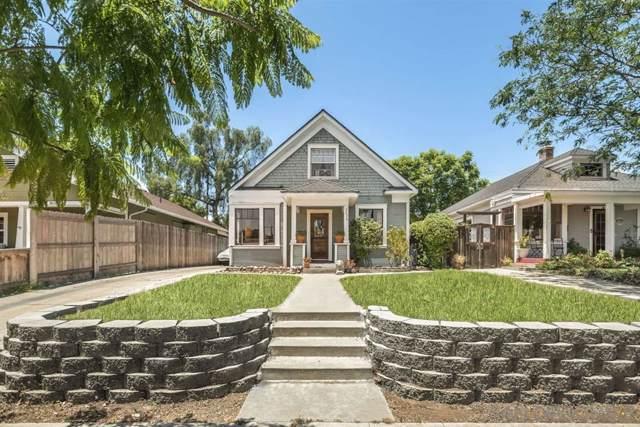 3636 Arizona Street, San Diego, CA 92104 (#190060452) :: The Yarbrough Group