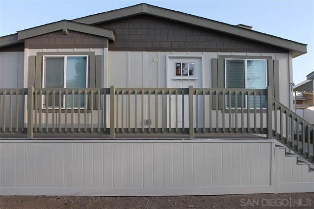 1001 S Hale Ave #97, Escondido, CA 92029 (#190060464) :: Neuman & Neuman Real Estate Inc.