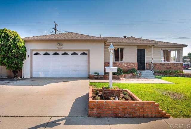 542 Center St, Chula Vista, CA 91910 (#190060478) :: Neuman & Neuman Real Estate Inc.