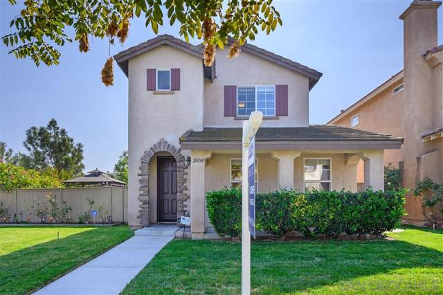 2004 Geyserville St, Chula Vista, CA 91913 (#190060500) :: Whissel Realty