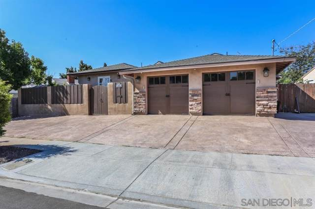 5035 Northaven Ave, San Diego, CA 92110 (#190060530) :: Neuman & Neuman Real Estate Inc.