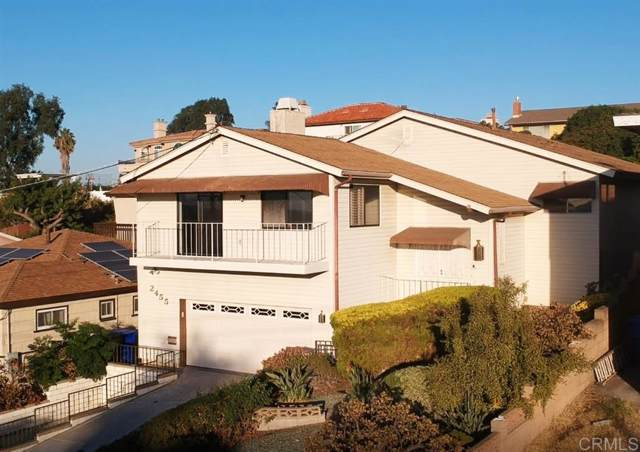 2455 56th St., San  Diego, CA 92105 (#190060651) :: Cay, Carly & Patrick | Keller Williams