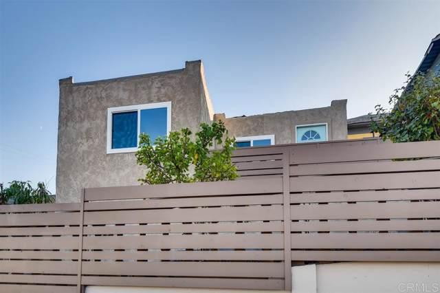 2715 Island Ave, San Diego, CA 92102 (#190060675) :: Cane Real Estate