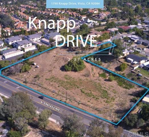 000 Knapp Dr. #000, Vista, CA 92084 (#190060691) :: Neuman & Neuman Real Estate Inc.