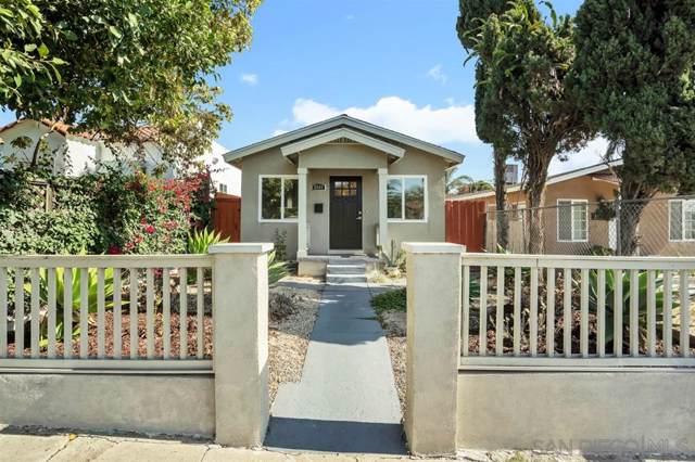 3541 36Th St, San Diego, CA 92104 (#190060698) :: Neuman & Neuman Real Estate Inc.