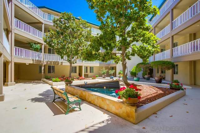 4701 Date Ave #222, La Mesa, CA 91942 (#190060705) :: Neuman & Neuman Real Estate Inc.