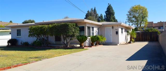 501 Dorothy St, El Cajon, CA 92019 (#190060730) :: Neuman & Neuman Real Estate Inc.