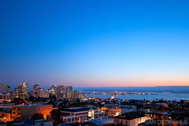 2286 6TH AVE Penthouse, San Diego, CA 92101 (#190060761) :: Dannecker & Associates