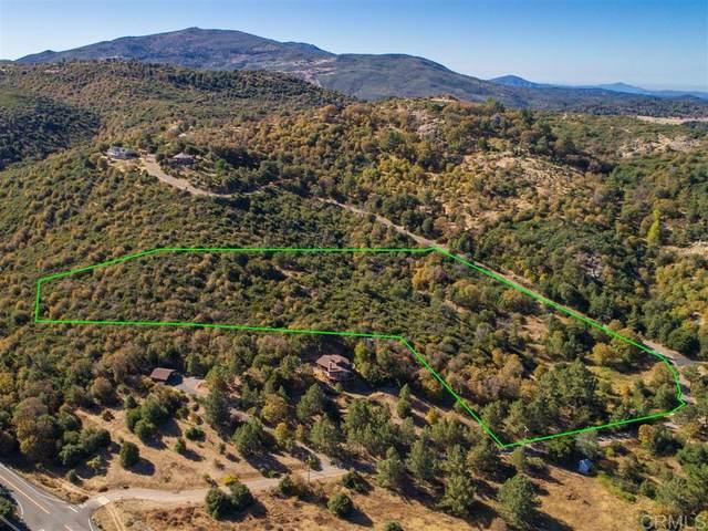 0000 Oak Land Rd #6, Julian, CA 92036 (#190060834) :: Keller Williams - Triolo Realty Group