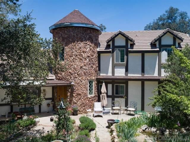 4756 Glenside Rd, Santa Ysabel, CA 92070 (#190060844) :: Keller Williams - Triolo Realty Group