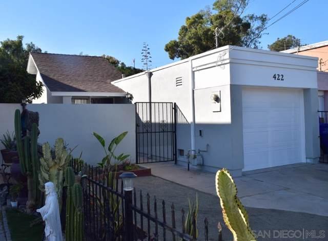 422 S 33rd, San Diego, CA 92113 (#190060852) :: Neuman & Neuman Real Estate Inc.