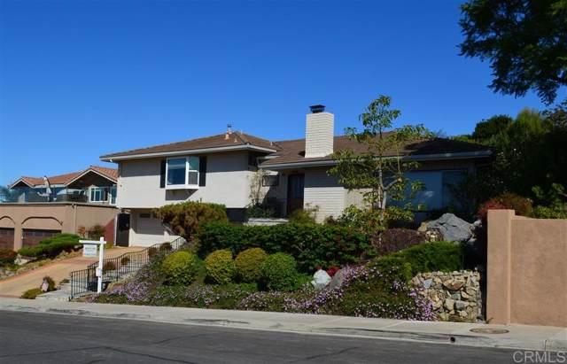 5901 Ridgemoor Dr, San Diego, CA 92120 (#190060857) :: Neuman & Neuman Real Estate Inc.