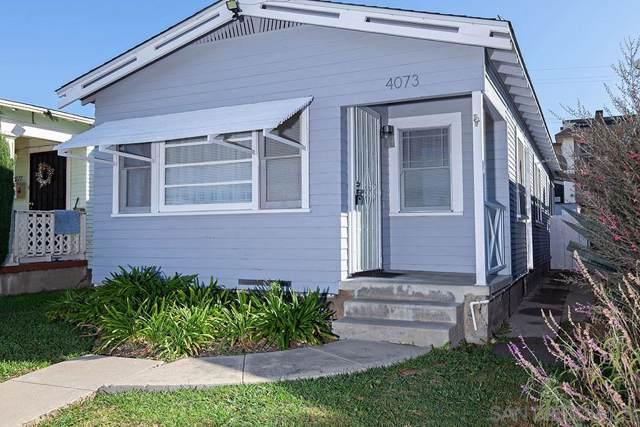 4073 34th Street, San Diego, CA 92104 (#190060911) :: Neuman & Neuman Real Estate Inc.