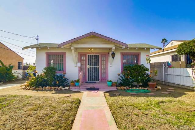 1014 Jefferson Avenue, Chula Vista, CA 91911 (#190060920) :: Ascent Real Estate, Inc.