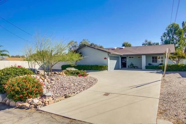 8665 Willow Ter, Santee, CA 92071 (#190060922) :: Neuman & Neuman Real Estate Inc.