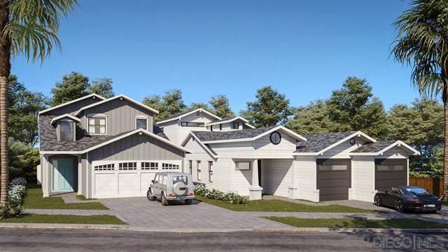623 & 627 Colima 4 & 5, La Jolla, CA 92037 (#190060945) :: Neuman & Neuman Real Estate Inc.