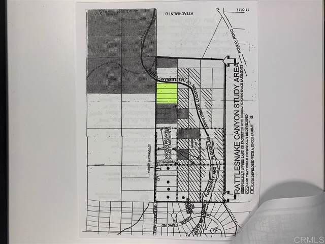Twin Peaks Rd #3212600900, Poway, CA 92064 (#190060952) :: Neuman & Neuman Real Estate Inc.