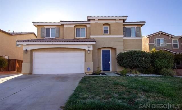 9608 Peridot Ave., Hesperia, CA 92344 (#190060989) :: Neuman & Neuman Real Estate Inc.