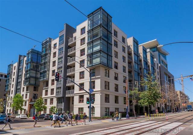1150 J Street #502, San Diego, CA 92101 (#190060990) :: Cay, Carly & Patrick | Keller Williams
