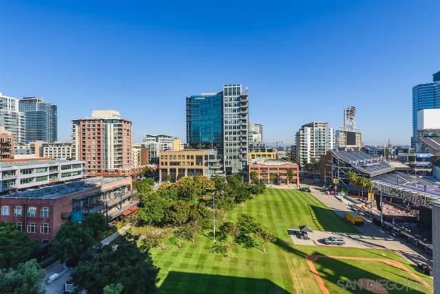 325 7th #802, San Diego, CA 92101 (#190061026) :: Neuman & Neuman Real Estate Inc.