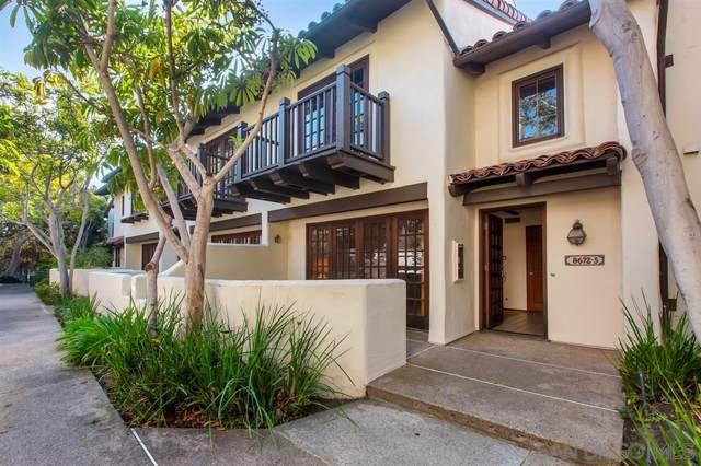 8672 Villa La Jolla Drive #5, La Jolla, CA 92037 (#190061051) :: Neuman & Neuman Real Estate Inc.