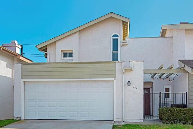 2441 Caminito Zocalo, San Diego, CA 92107 (#190061058) :: Neuman & Neuman Real Estate Inc.