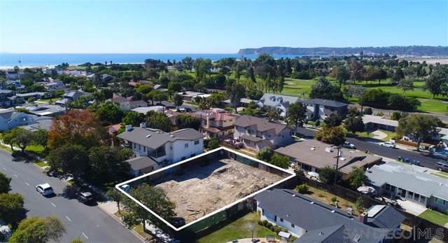 910 Balboa Lot 15, Coronado, CA 92118 (#190061094) :: Neuman & Neuman Real Estate Inc.