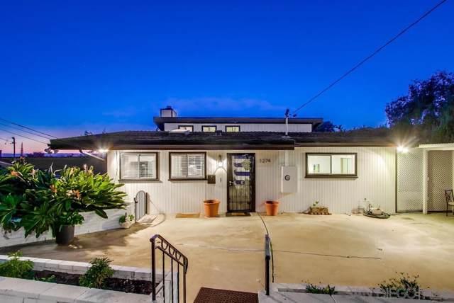 1274 Eureka St, San Diego, CA 92110 (#190061105) :: Cane Real Estate
