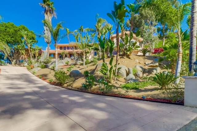 128 Cajon View Drive, El Cajon, CA 92020 (#190061124) :: Neuman & Neuman Real Estate Inc.