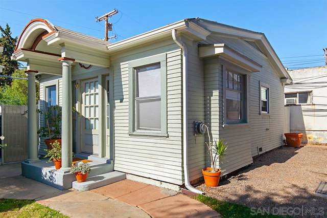 3230 30th, San Diego, CA 92104 (#190061179) :: Keller Williams - Triolo Realty Group