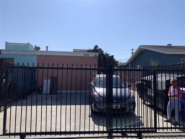 3963 Boston Ave, San Diego, CA 92113 (#190061202) :: Neuman & Neuman Real Estate Inc.