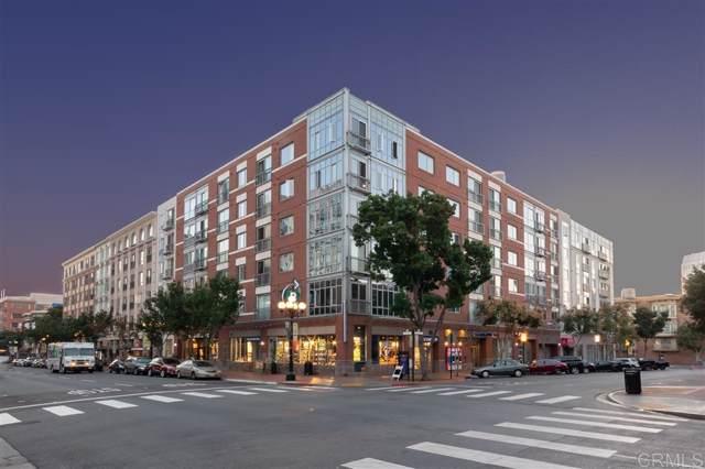 445 Island Ave #402, San Diego, CA 92101 (#190061222) :: Neuman & Neuman Real Estate Inc.