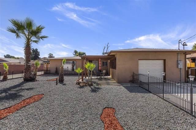 1233-1235 Peach Ave, El Cajon, CA 92021 (#190061249) :: Whissel Realty