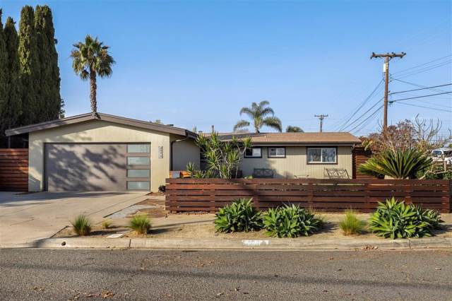 4996 Mount Almagosa Dr, San Diego, CA 92111 (#190061254) :: Whissel Realty