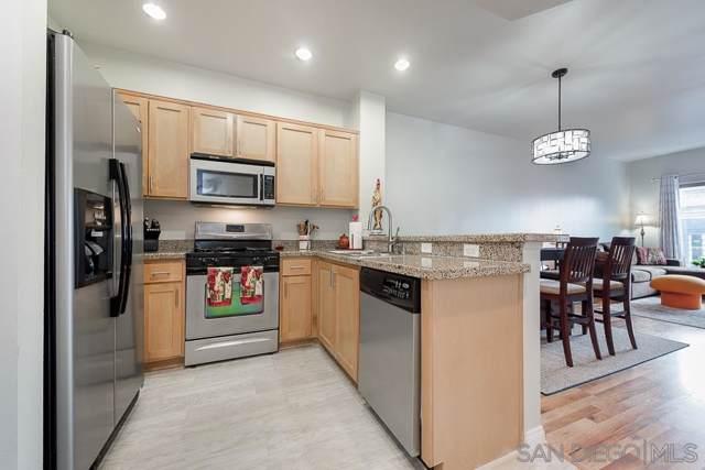450 J #4191, San Diego, CA 92101 (#190061256) :: Neuman & Neuman Real Estate Inc.
