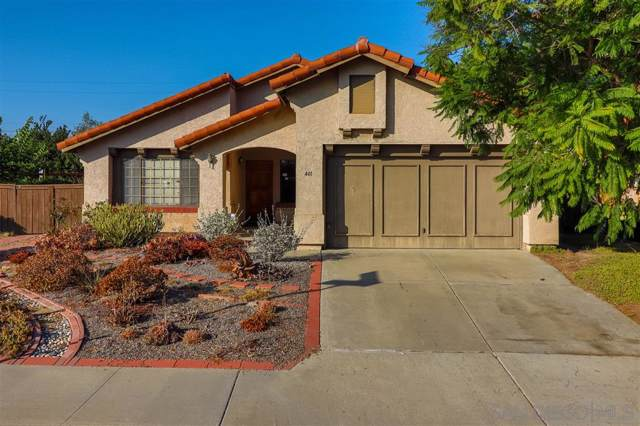 401 Horizon View Drive, San Diego, CA 91910 (#190061269) :: Whissel Realty