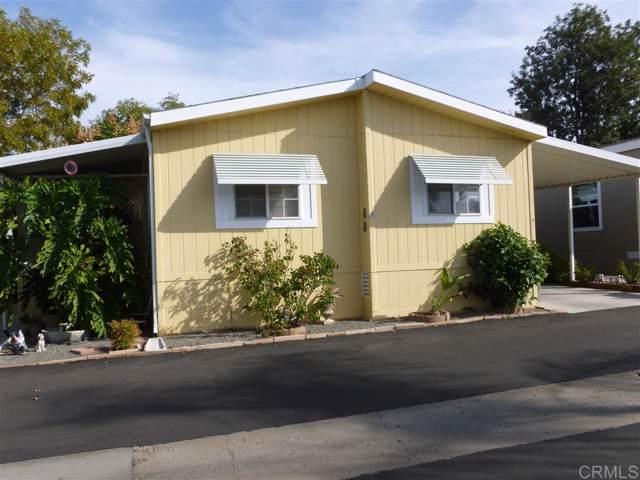 1351 Pepper Dr #68, El Cajon, CA 92021 (#190061290) :: Neuman & Neuman Real Estate Inc.
