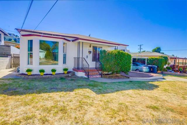 7313 Vassar Ave., La Mesa, CA 91942 (#190061292) :: Whissel Realty
